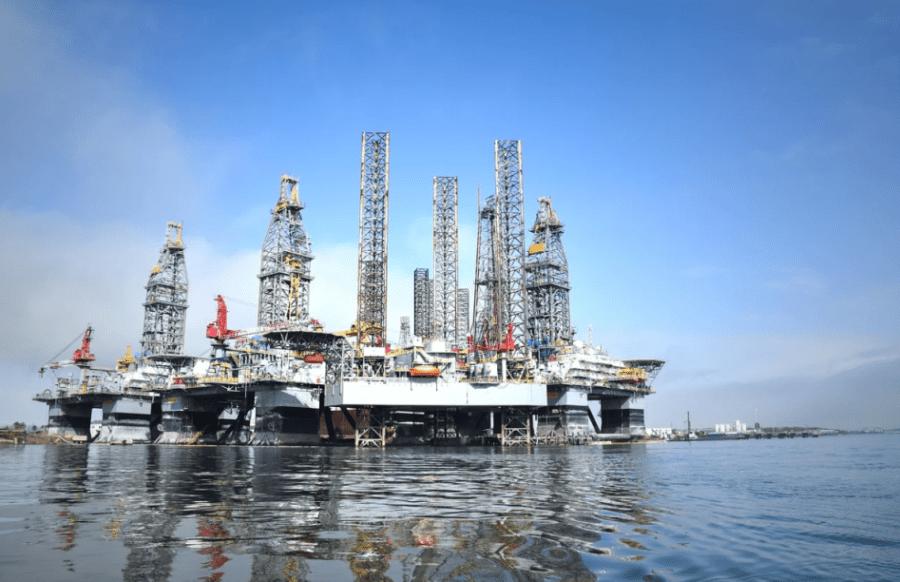 Охрана нефтяных платформ