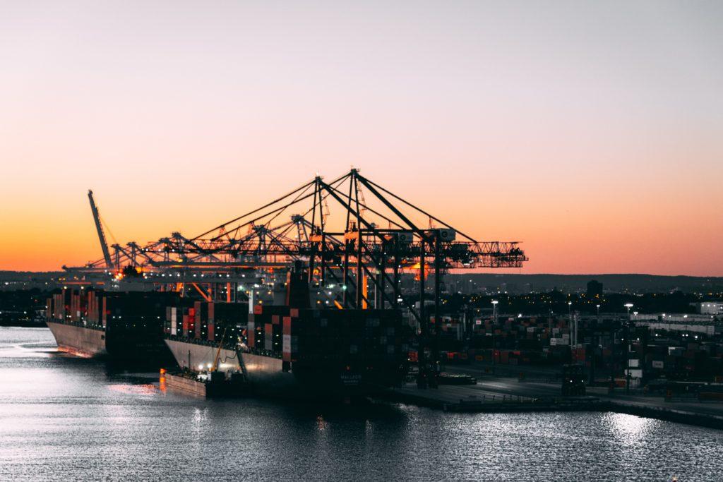 Организация охраны порта